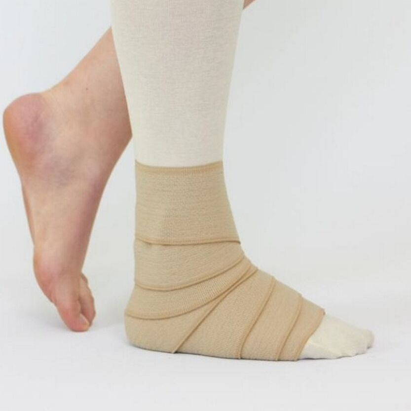 Medi Circaid® Single Band Ankle Foot Wrap