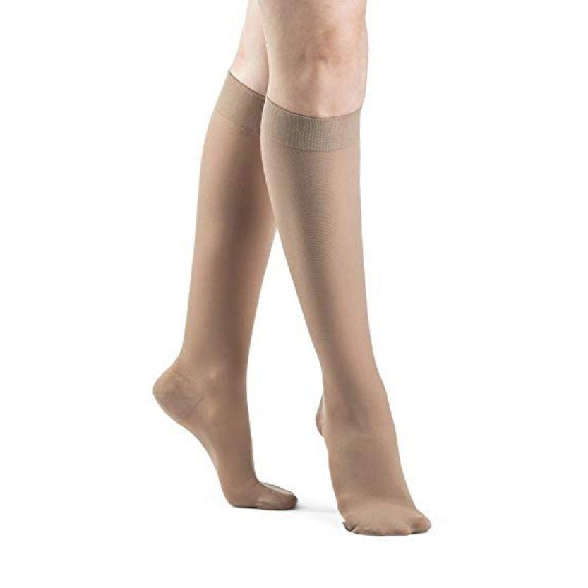 Sigvaris Womens Access Knee-High Closed Toe