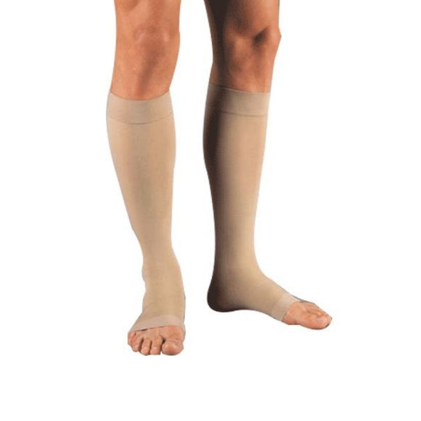 BSN Jobst Relief Knee-High Open Toe