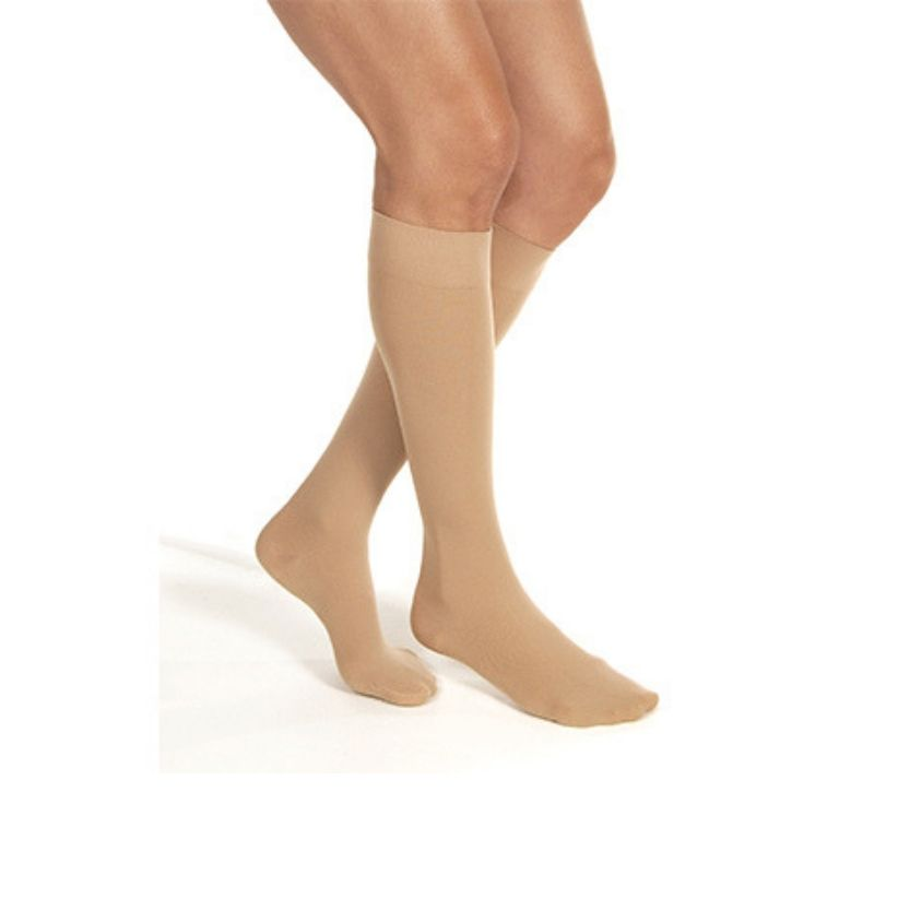 BSN Jobst Relief Knee-High Closed Toe