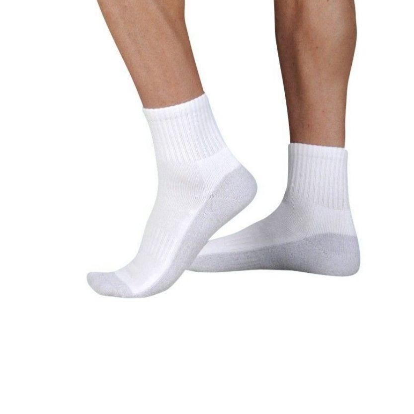 Juzo Silver Sole Ankle Socks