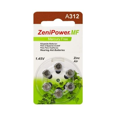Zenipower 312 battery