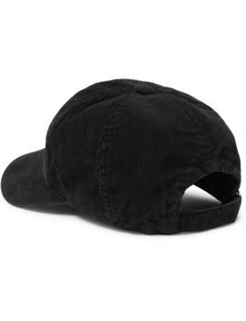 cotton-corduroy-baseball-cap by officine-generale
