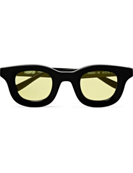 +-thierry-lasry-rhodeo-square-frame-acetate-sunglasses by rhude