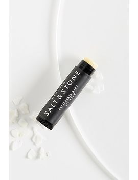 Salt &Amp; Stone California Mint Lip Balm by Salt & Stone