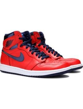 premium selection d597e 46474 Shoptagr | Air Jordan 1 Retro High Og 'david Letterman' by ...