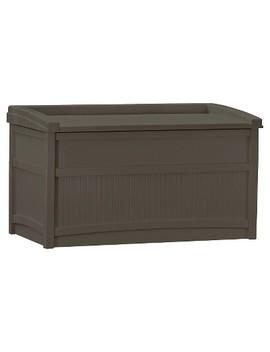 Resin Premium Deck Box With Seat 50 Gallon   Suncast by Suncast