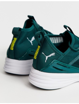 Puma Training Mantra Sneakers In Green by Puma