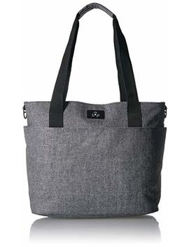 Ju Ju Be Encore Lightweight Everyday/Travel Diaper Tote Bag, Classic Collection   Graphite by Ju Ju Be