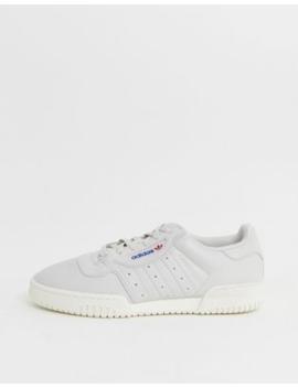 Adidas Originals Powerphase Sneakers In Grey by Adidas Originals