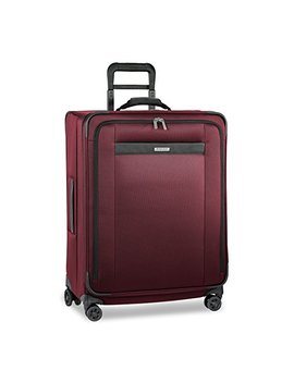 Briggs & Riley Transcend Medium Expandable Spinner, Merlot (Red)   Tu426 Vxsp 46 by Briggs & Riley