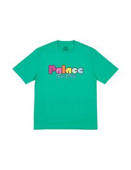 d14b0171 Shoptagr | Palace Fun T Shirt Pool Green by Stock X