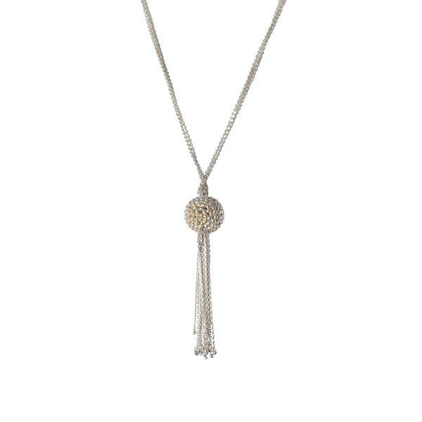 Links Of London Effervescence Bubble Tassel Necklace