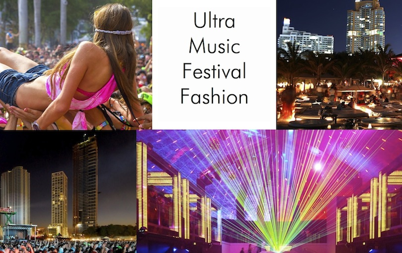 Ultra Music Festival Fashion What To Wear At Ultra