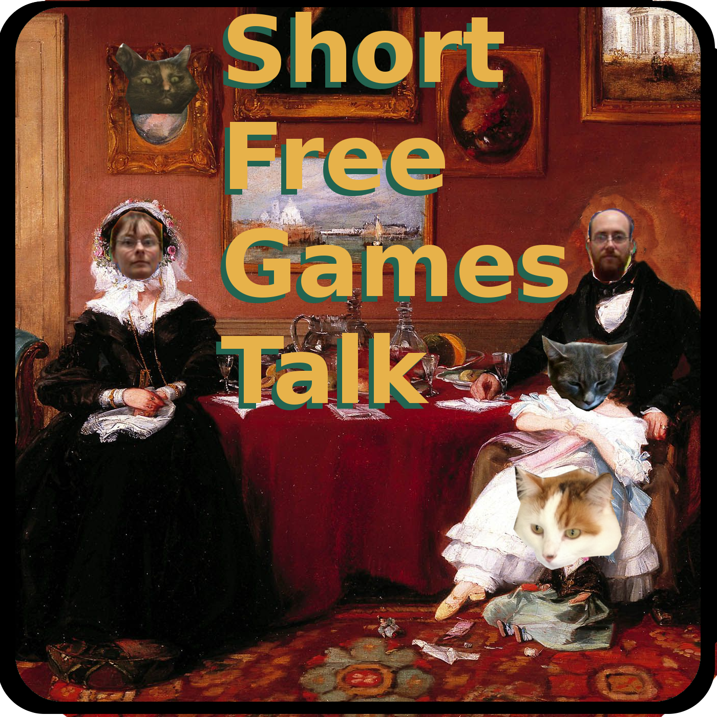 Short Free Games Talk Podcast