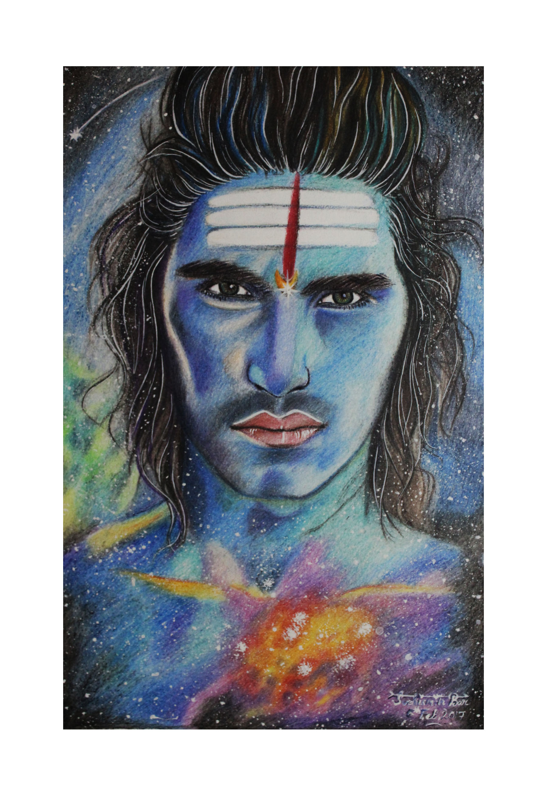 The Shivaya-paintings