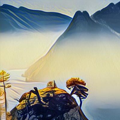Digital Nature-illustration