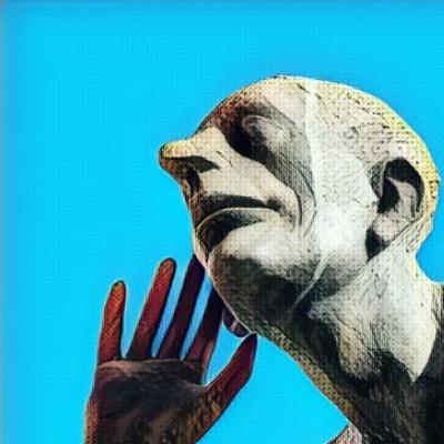 Old Man-stone
