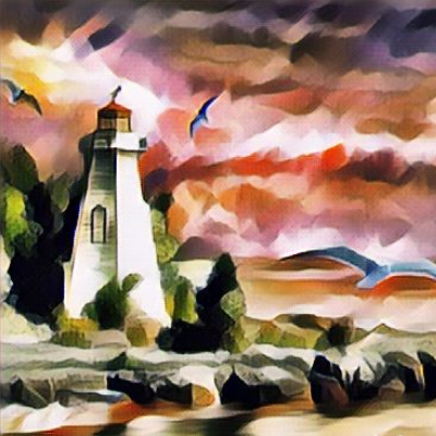 Light House-illustration