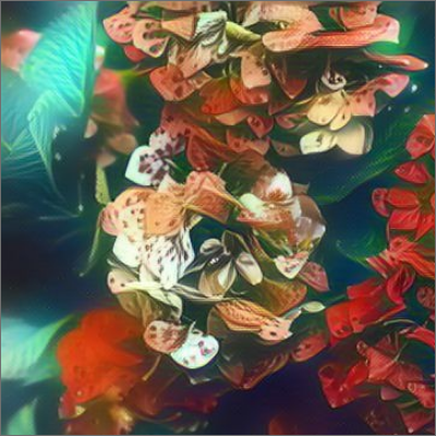 Colorful Flowers-illustration