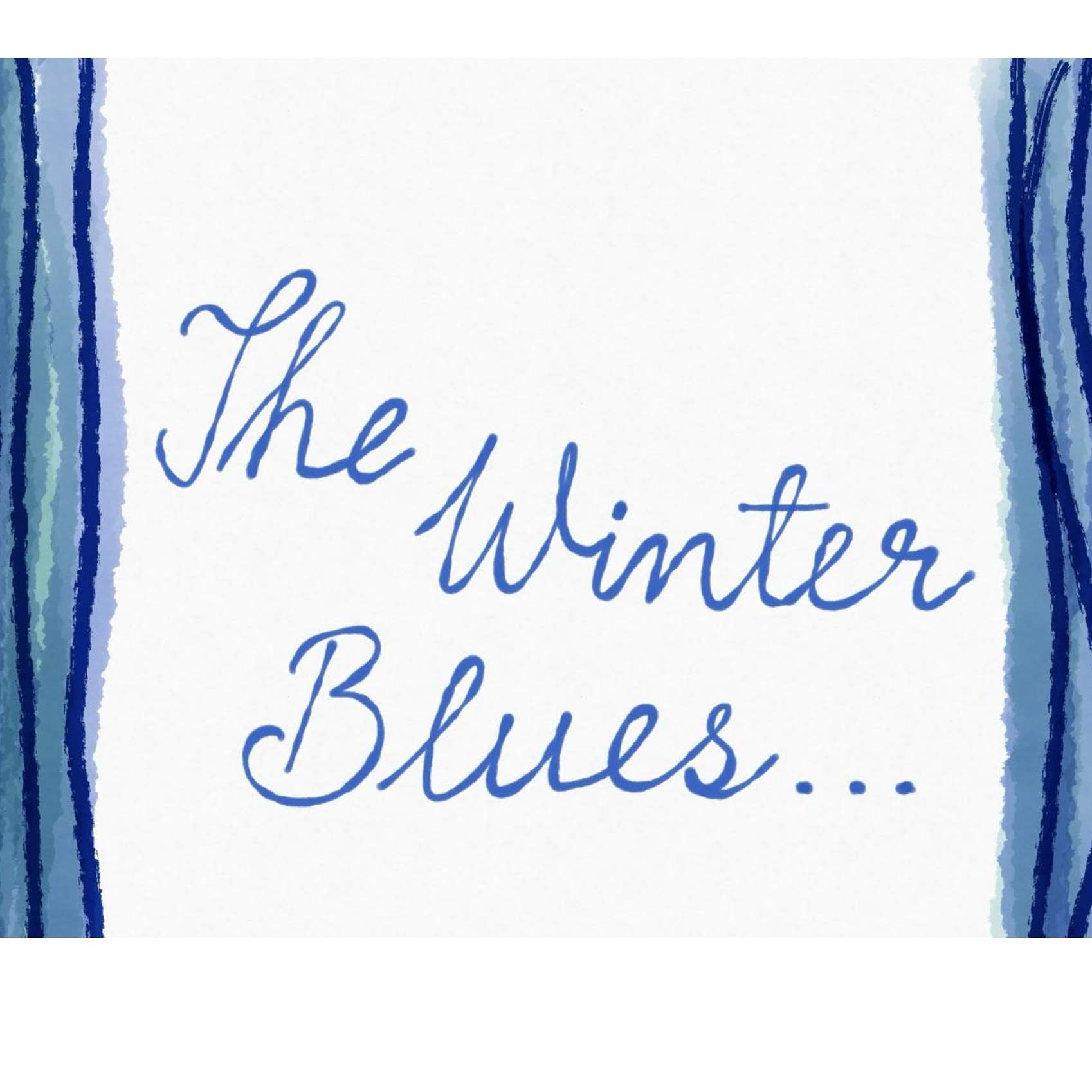 The Winter Blues-illustration