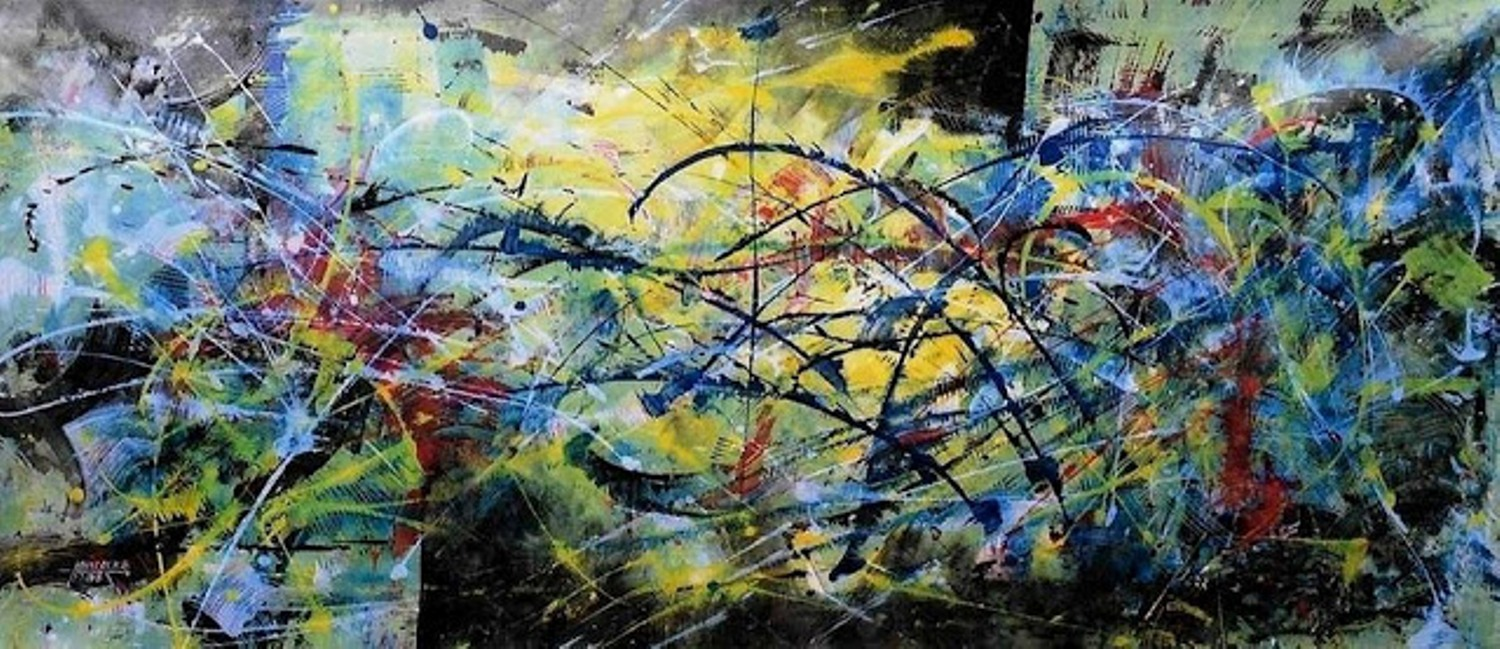 Abstract-paintings