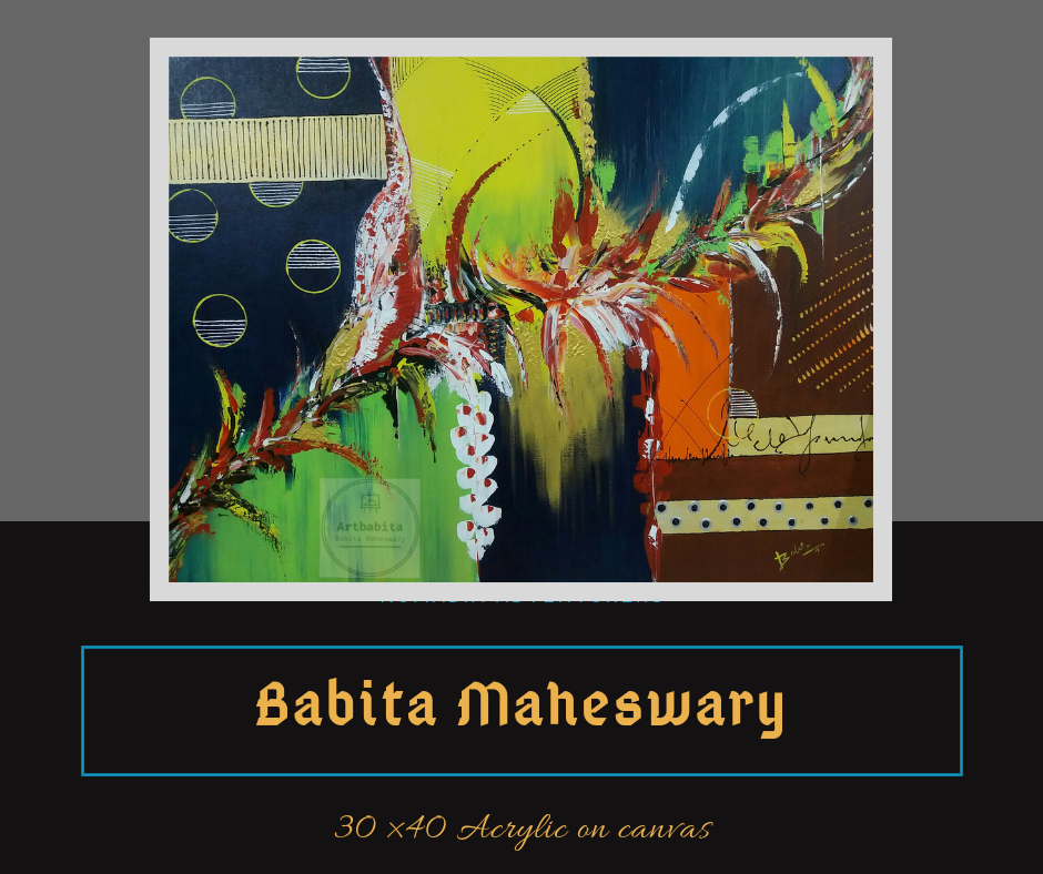 Fun-paintings by Babita Maheswary