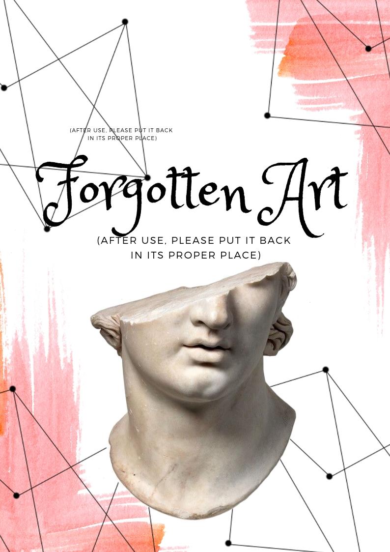 Forgotten Art-illustration