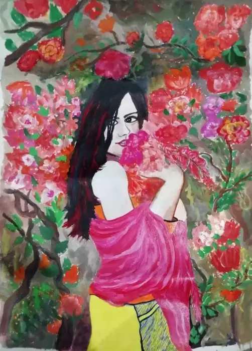 Canvas Portrait For Sale-paintings Showflipper
