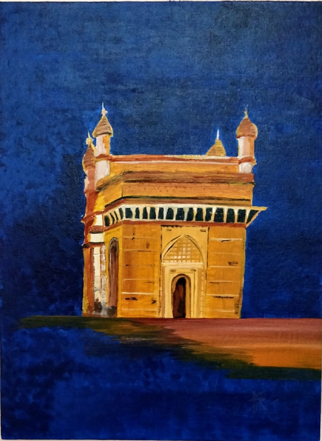 Gateway Of India -paintings Showflipper