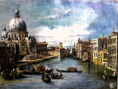 Venice-paintings Showflipper