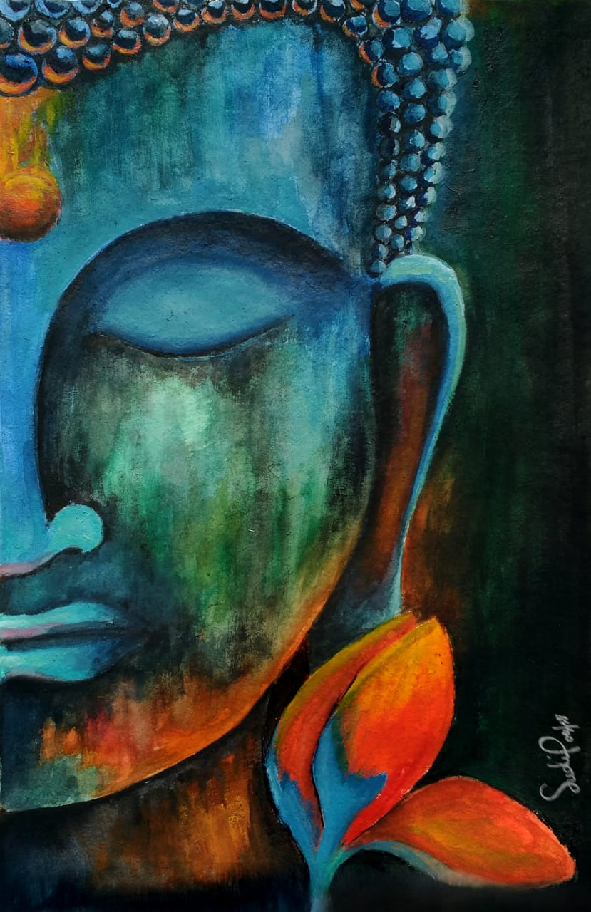 Buddha Bliss-paintings Showflipper