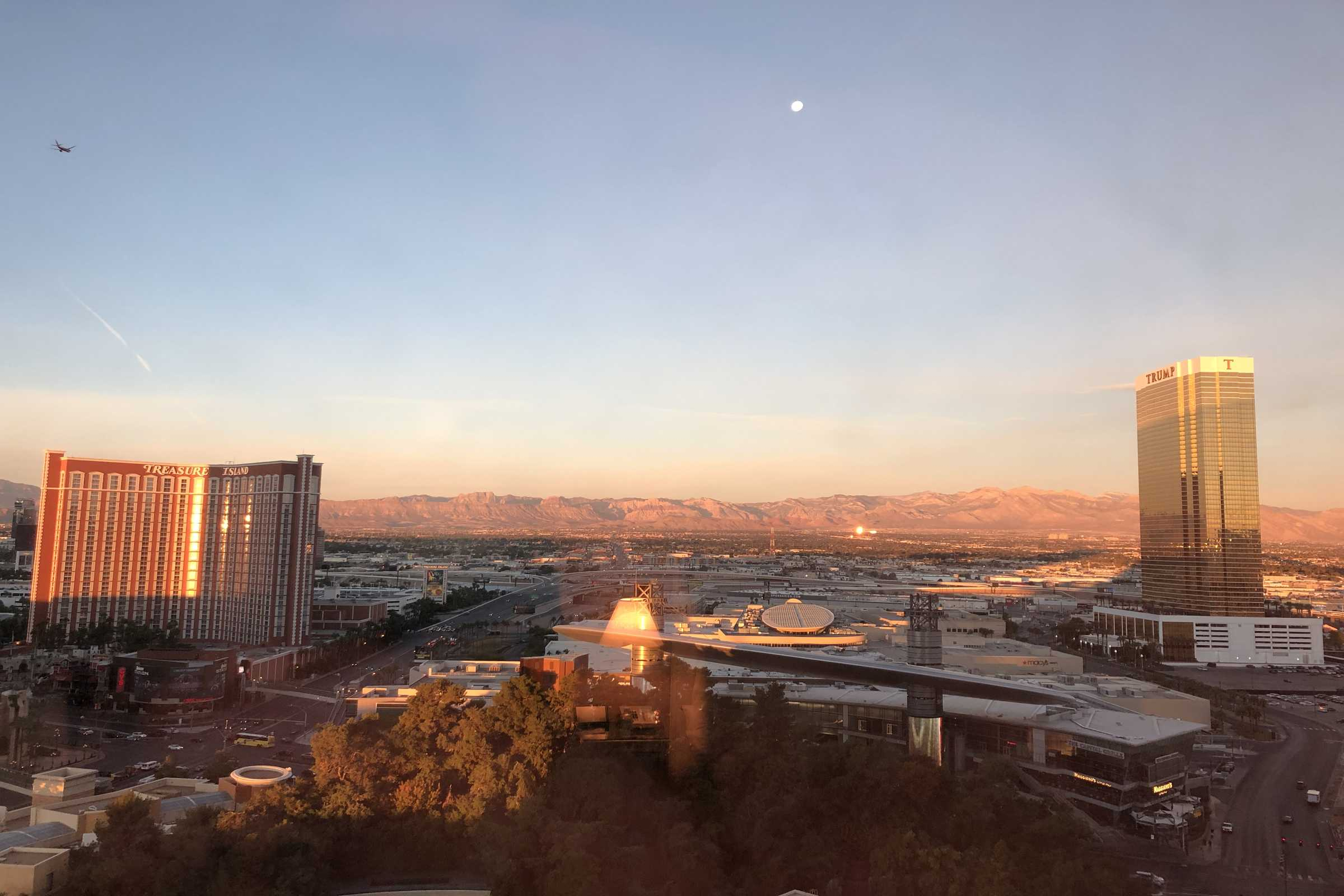 Las Vegas Skyline USA-photography Showflipper