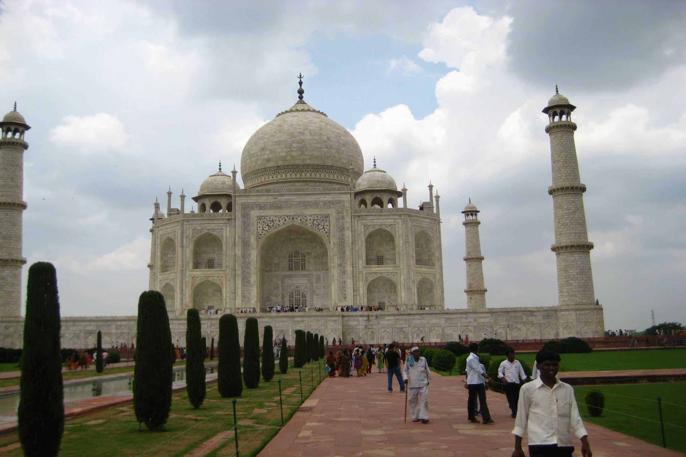 Taj MahalAgraIndia-photography Showflipper
