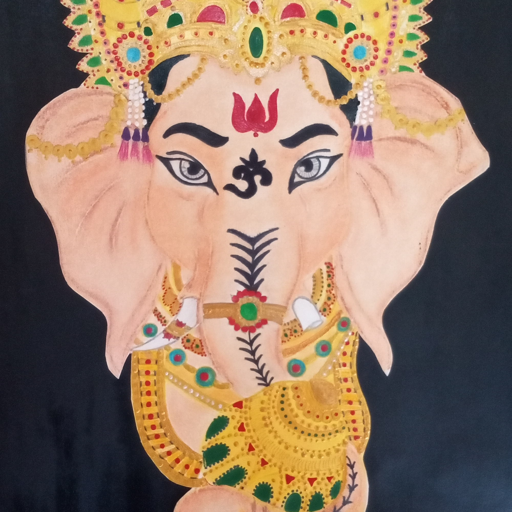 Ganesha -paintings Showflipper