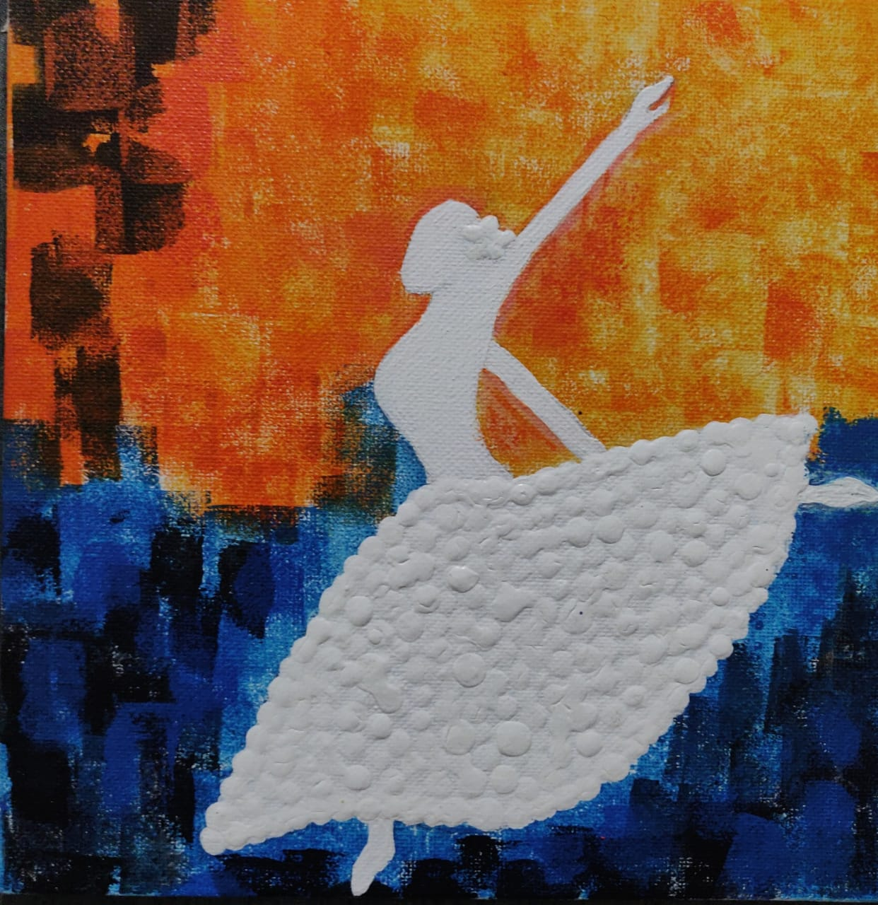 Ballet Girl -paintings Showflipper