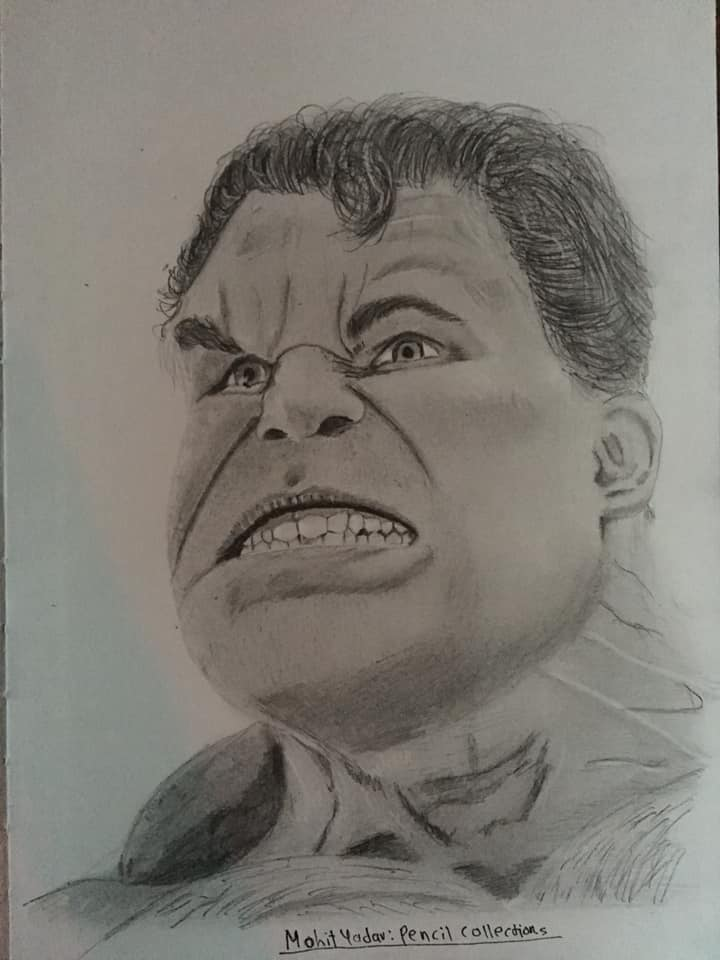 Hulk-drawing Showflipper