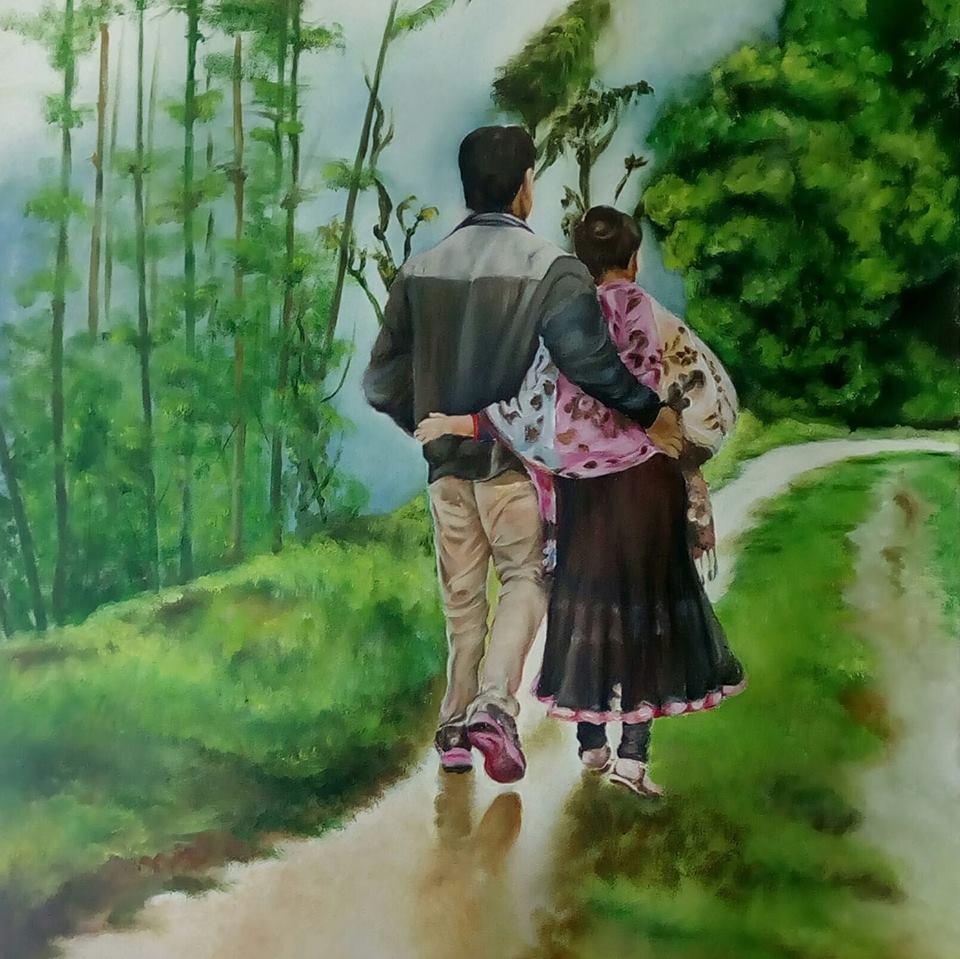 My Memory-paintings Showflipper
