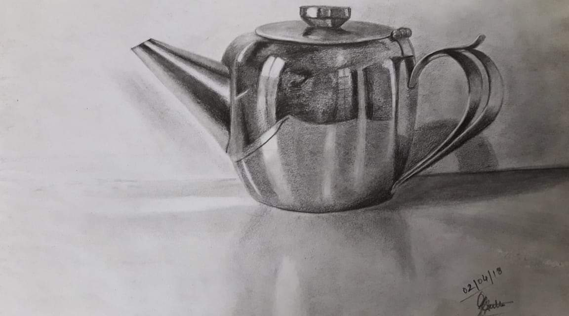 Kettle -drawing Showflipper