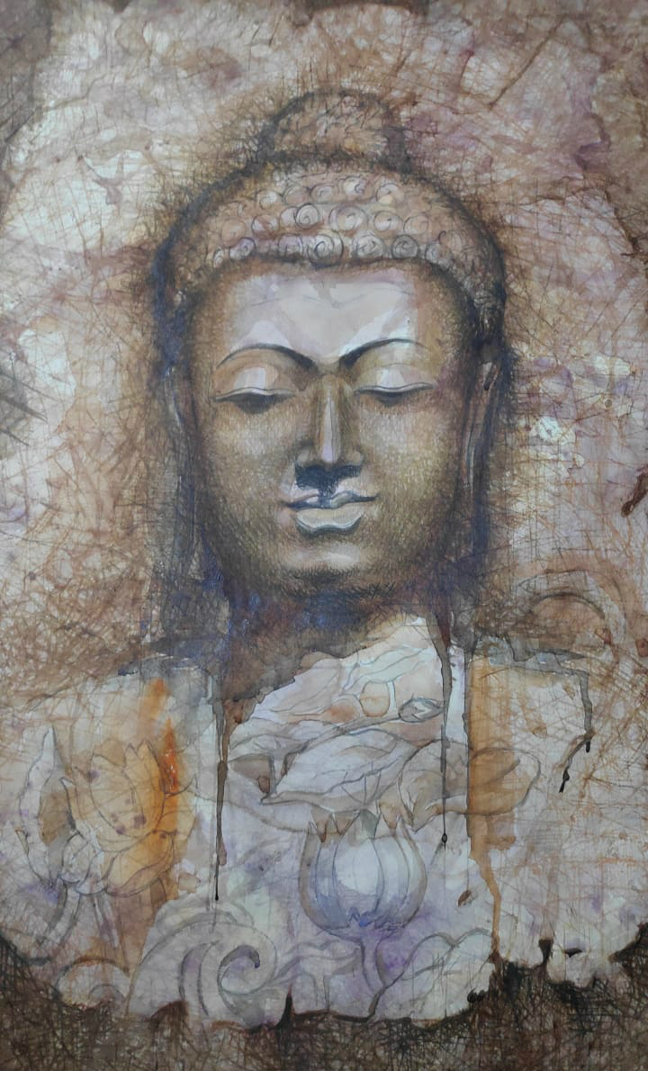 Buddha-paintings Showflipper