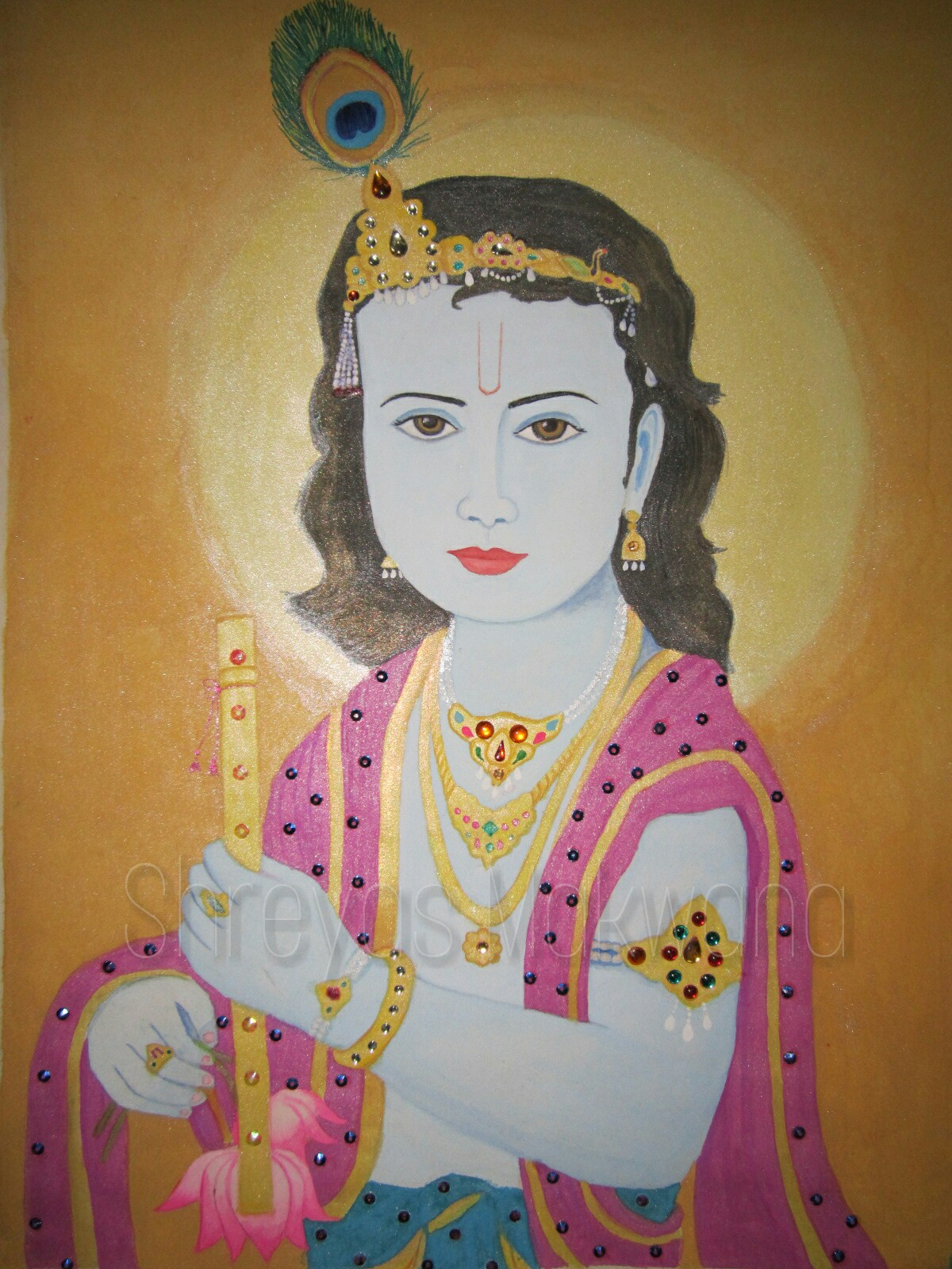 Krishna-paintings Showflipper