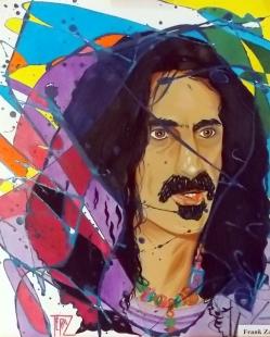 Frank Zappa Fine Art
