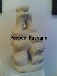 Secondo Abbraccio Sculpture