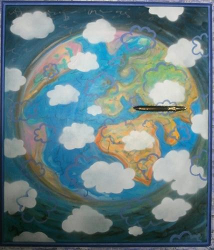 Zip world Fine Art