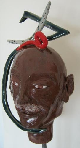 Mask Mindfull Sculptures