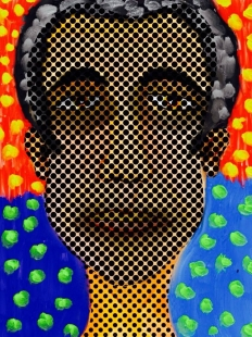 Self Portrait Pop Art Digital Art