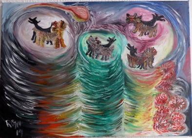 Cantos Yorksherianos Fine Art