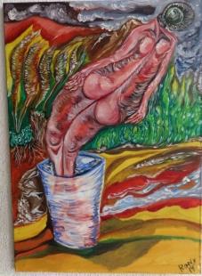 Sueño de Antigona Fine Art