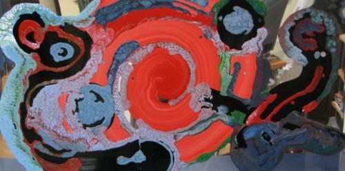 5th Creation Fine Art  by Domingo  Chinchilla