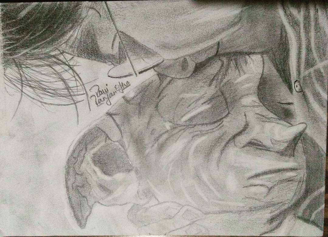 RIP Dobby Fine Art